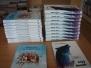 Fotodokumentace knih zakoupených pro ŽK