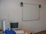 Vybavení školy - interaktivní tabule